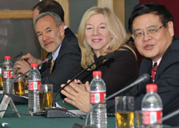 panel discussion about U.S.-China relations